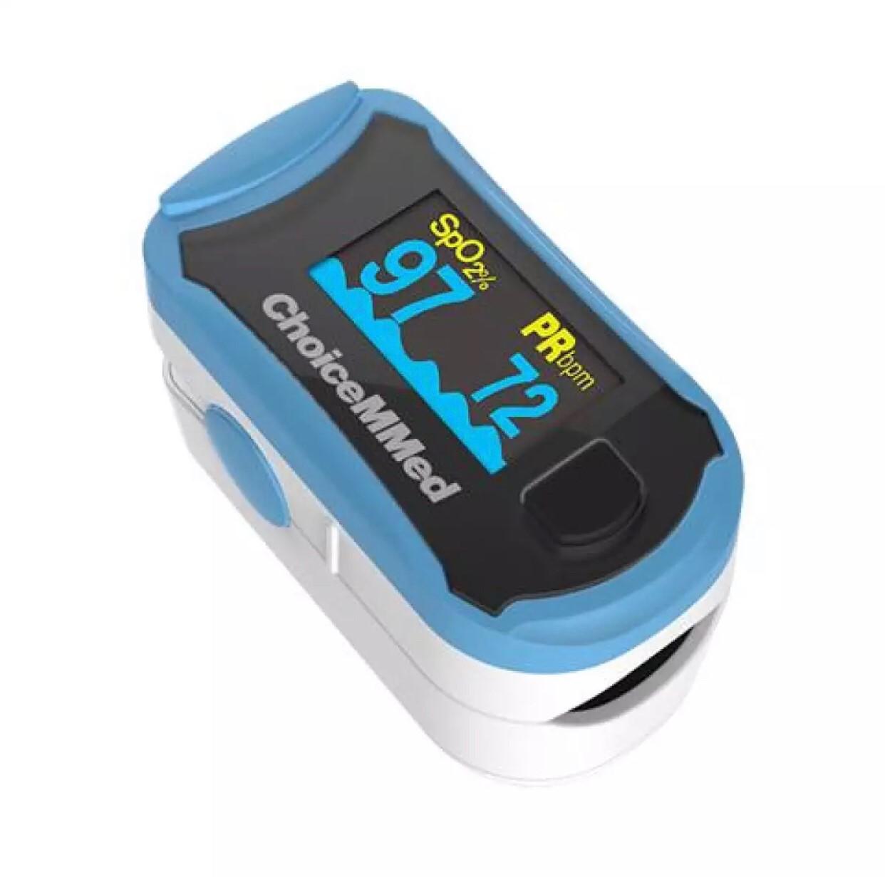 เครื่องวัดออกซิเจนในเลือด ยี่ห้อ ChoiceMMed : MD300C29