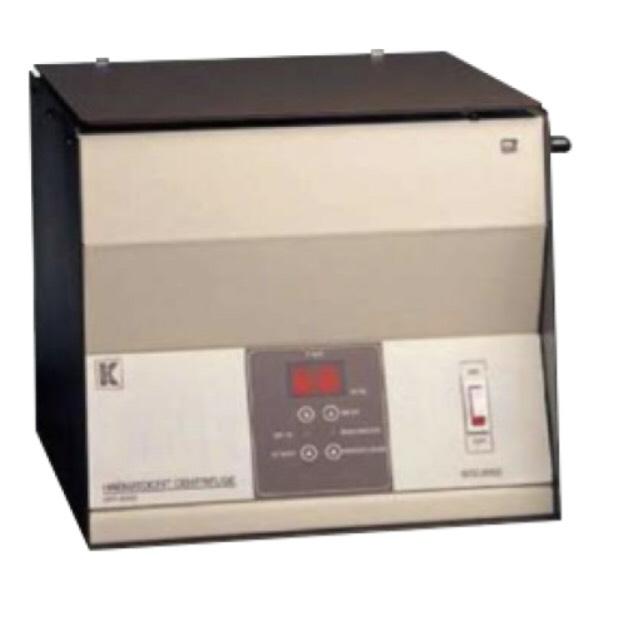 เครื่องหมุนเหวี่ยงเพื่อตรวจปริมาตรเม็ดเลือดแดงอัดแน่น (Hematocrit centrifuge)